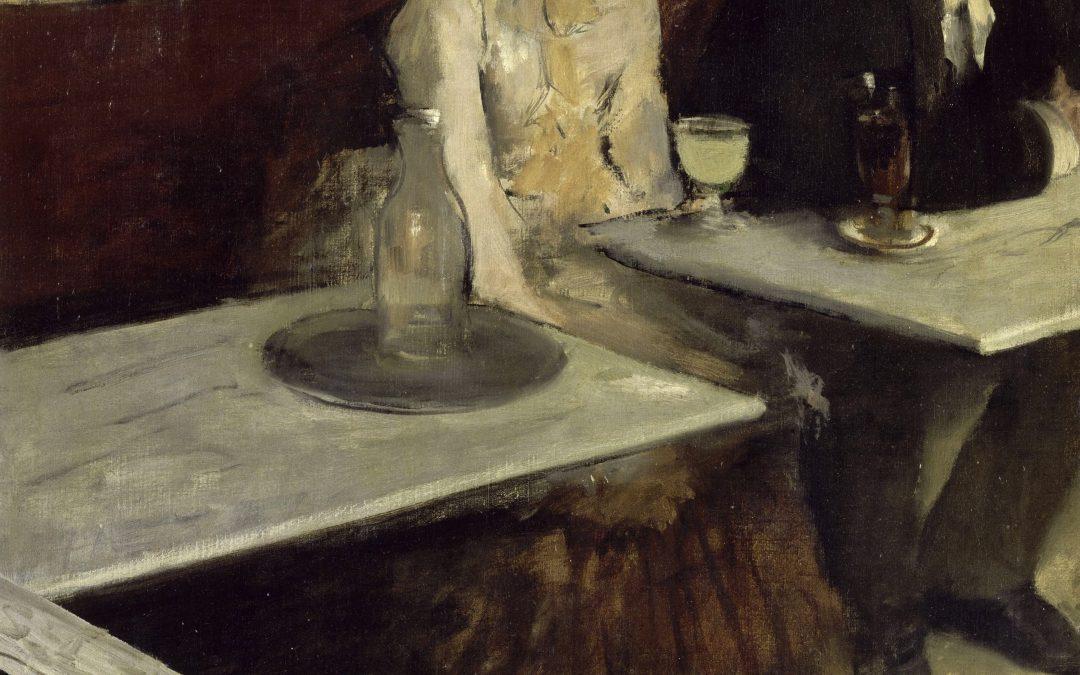 L'absinthe de Degas