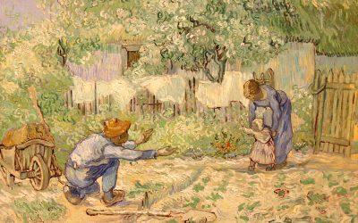 «Premier pas» : quand Van Gogh nous apprend à voir l'amour dans la famille