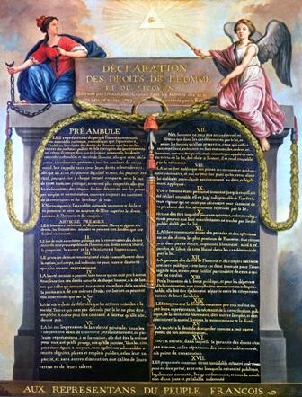 AUDIO – Les Droits de l'Homme, par Jacques Trémolet de Villers