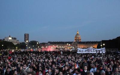 Le fondateur des veilleur revient sur un an de résistance. Interview publiée le 07/04/14 dans Figaro Vox