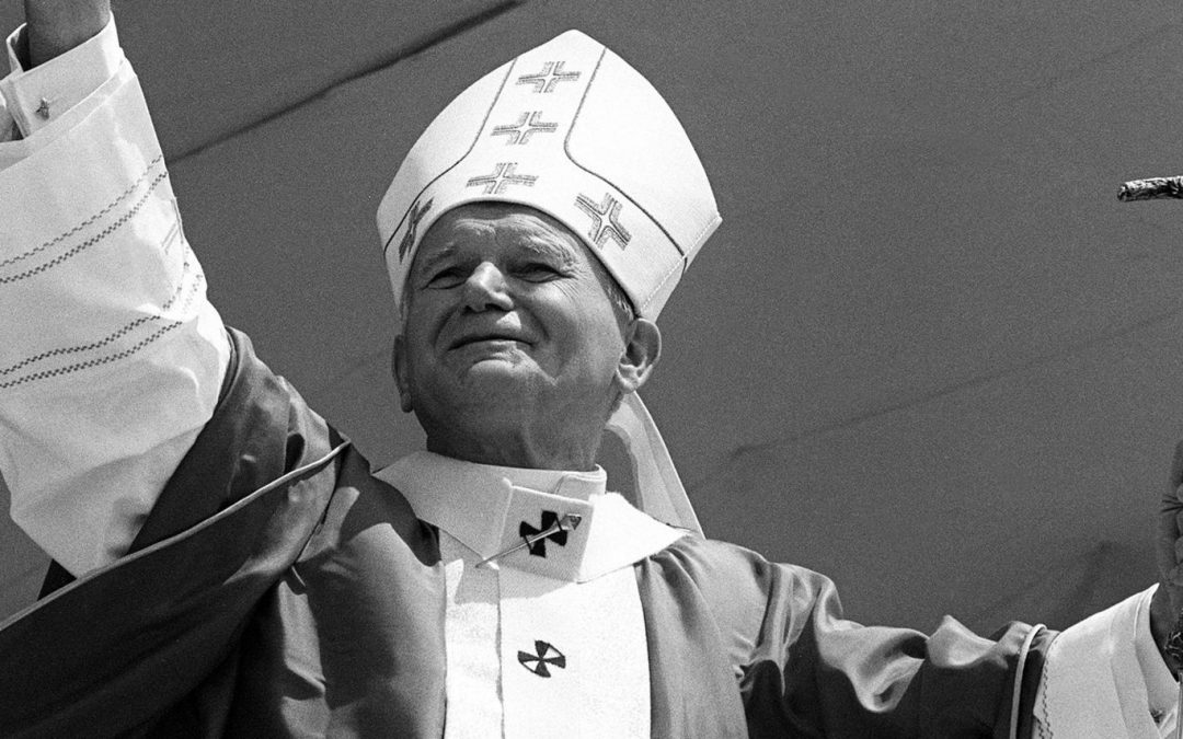 Vie et histoire de Jean-Paul II (Video)