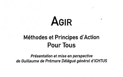 Principes fondamentaux de l'Action, par Jean Ousset