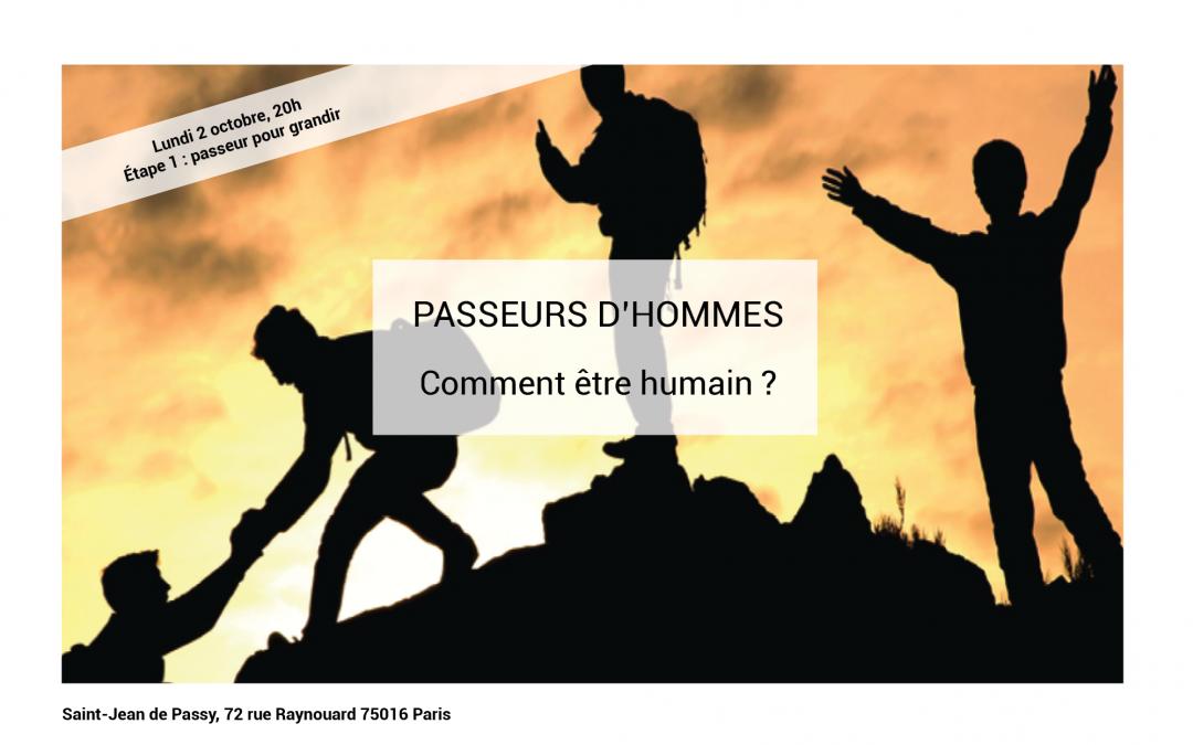 PASSEURS D'HOMMES