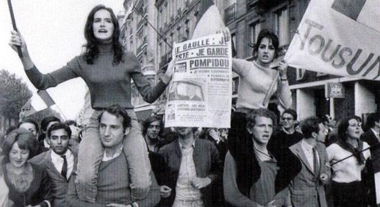 Mai 68 : une pulsion adolescente